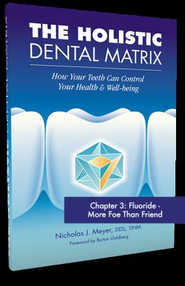 Ch 3: Holistic Dental Matrix