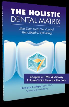 Ch 4: Holistic Dental Matrix