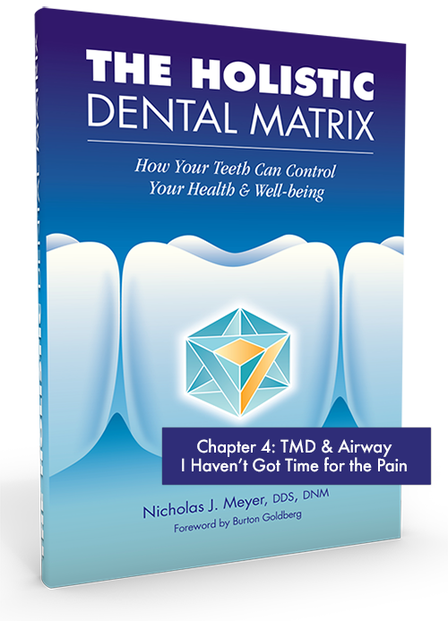 Ch 4: Holistic Dental Matrix