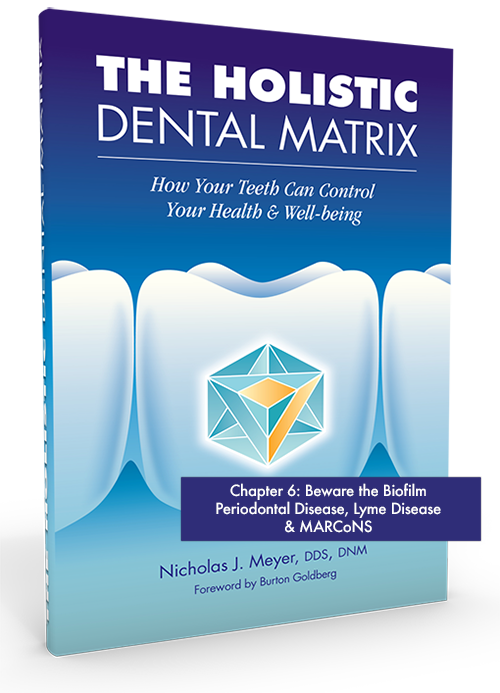 Ch 6: Holistic Dental Matrix