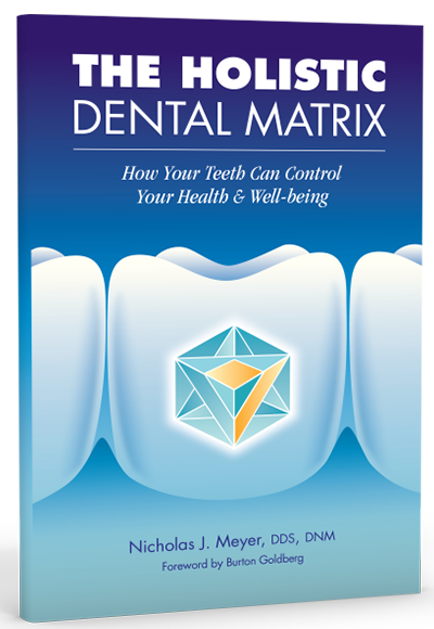 The Holistic Dental Matrix cover